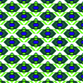 Geometric Turtles_Colorway 1