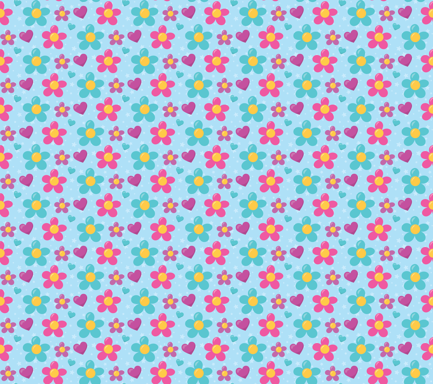 Fairies and Unicorns 03 fabric by prettygrafik on Spoonflower - custom fabric