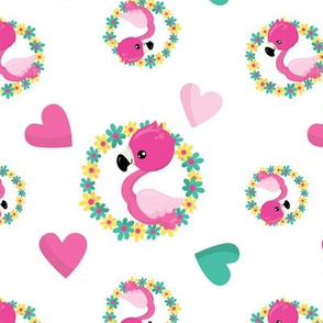 Flamingos 07