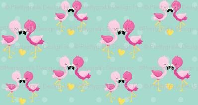 Flamingos 12