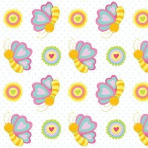 Floral and Twirls 01