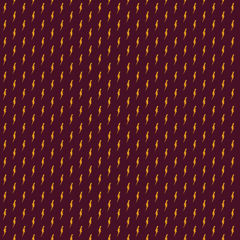 (micro print) little bolts on maroon fabric by littlearrowdesign on Spoonflower - custom fabric