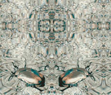 beetle-ch fabric by whiterockcookie on Spoonflower - custom fabric