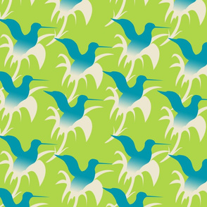 Bloomin' Bird
