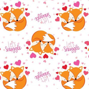 Foxes and Hearts 04