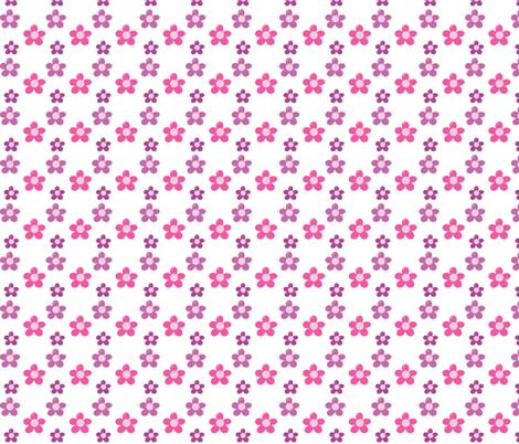 Hearts and Unicorns 06 fabric by prettygrafik on Spoonflower - custom fabric