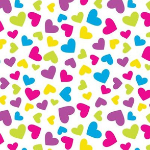Hearts and Rainbows 10