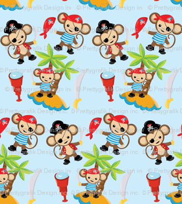 Monkey Pirates 09