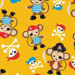 Monkey Pirates 11