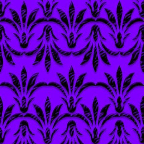 Peace_Floral_Pattern_Purple