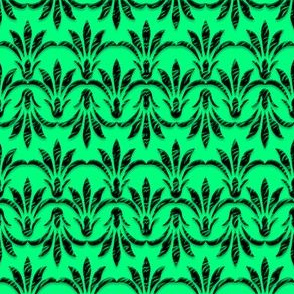 Peace_Floral_Pattern_Teal
