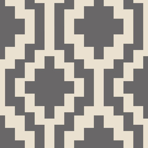 Mapuche Natural Black Large