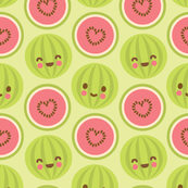 Happy Watermelons