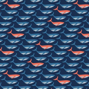 nautical whale