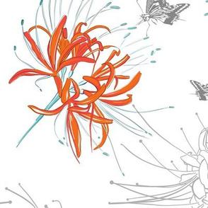spider lily-melanieortner