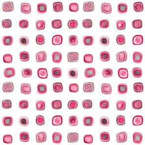 Squarcles Pink