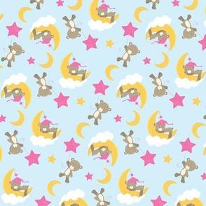 Pink Baby Bears 03