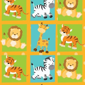 Safari Animals 03