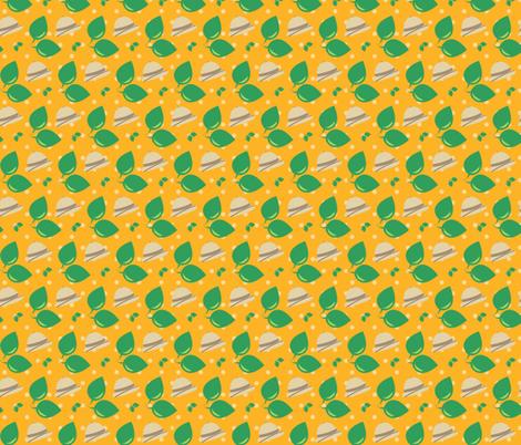 Safari Animals 05 fabric by prettygrafik on Spoonflower - custom fabric