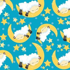 Sleepy Counting Sheeps 06