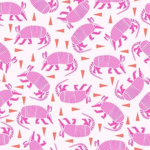 Armadillos Pink