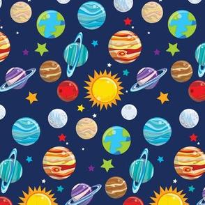Solar System 02