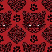 Cat_damask_red_bkgd_shop_thumb