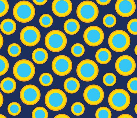 Solar system 10 fabric prettygrafik spoonflower for Solar system fabric