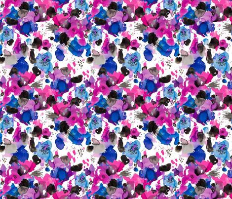 Berry Splash fabric by dom_dum on Spoonflower - custom fabric