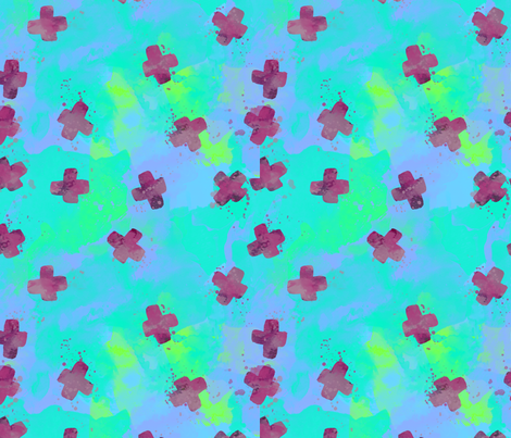 wcabstract fabric by brittemily on Spoonflower - custom fabric