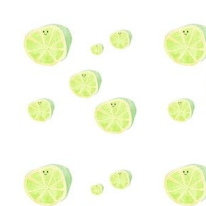 Happy acid green limes