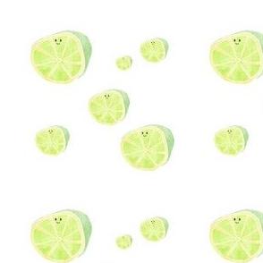 Happy acid green limes