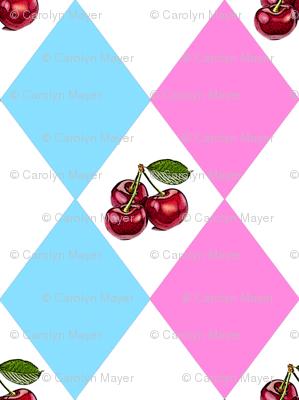 Cherry Harlequin 2
