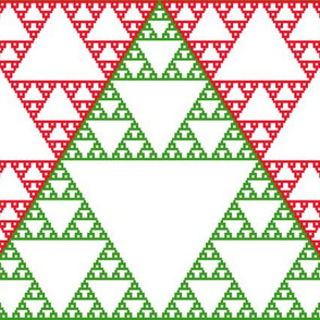 Sierpinsky Christmas Tree