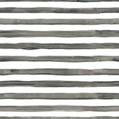 Silver grey stripes