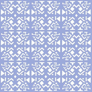 AZTEC ABSTRACT Lavender