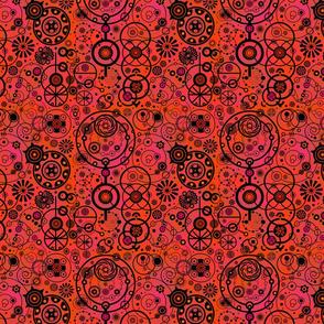 Circles Spots & Flowers