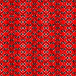 Celtic_Weave_Diamond_Pattern_Red