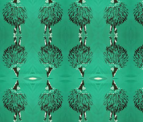 Dance Spirit fabric by dwixie on Spoonflower - custom fabric