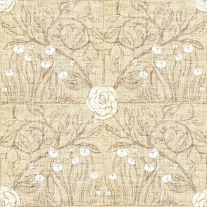 Fable Vintage Tile (wheat linen)