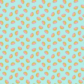 (micro print) grapefruit