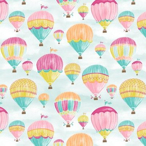 Hot Air Balloons - Smaller