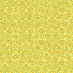 Polka Square by Friztin