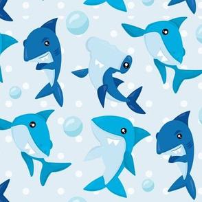 Summer Sharks 02