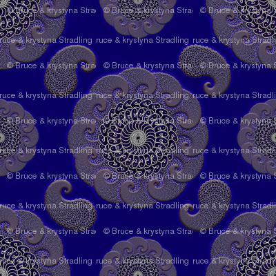 Crochet_Paisley_Mandala_Pattern_Dk_Blue