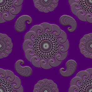 Crochet_Paisley_Mandala_Pattern_Purple