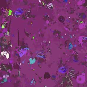Splats Purple