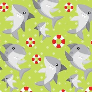 Summer Sharks 09