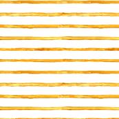Gold thin stripes
