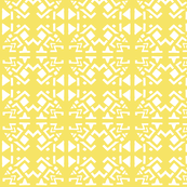 ATEC ABSTRACT Soft Yellow